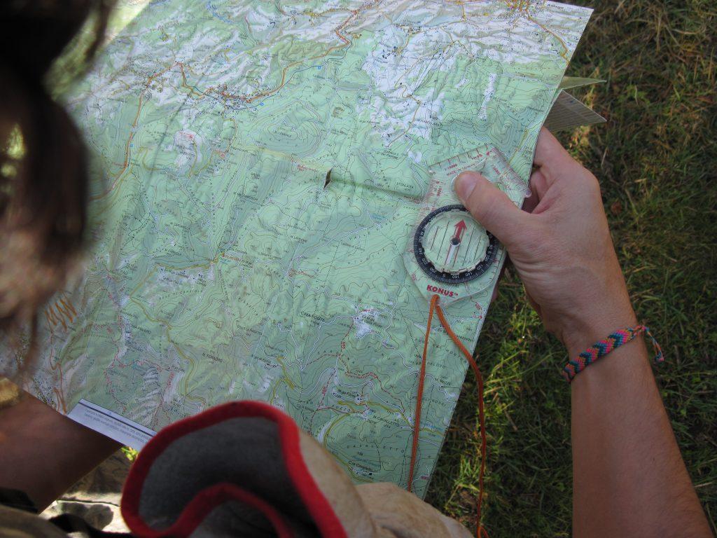 Orientamento e Topografia